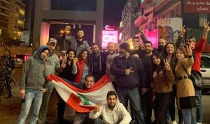 بالفيديو والصور: المحتجون يعودون الى قطع الطرقات