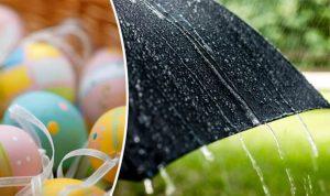 طقس الجمعة العظيمة ماطر الى مثلج
