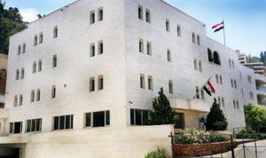 في ظل كورونا.. توجيهات من السفارة السورية لمواطنيها الراغبين بالعودة