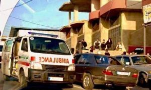 4 جرحى في حادث سير على طريق الضنية طرابلس