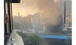 بالفيديو: مواجهات عنيفة بين المحتجين والجيش فيفرن الشباك
