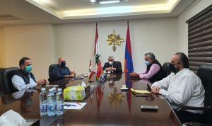 كتلة نواب الأرمن: لعدم استغلال لقمة عيش المواطن