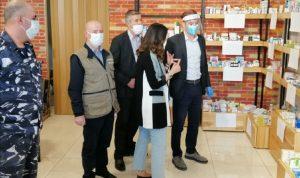 خضر: سنوزّع الأدوية مجانًا للمرضى عبر المستوصفات