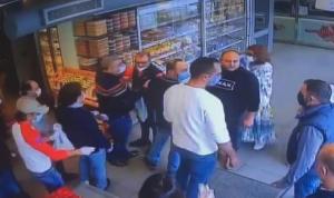 بالفيديو: هذا ما حصل مع باسيل وزوجته في النقاش!