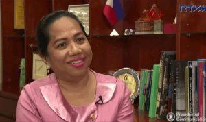 الخارجية الفلبينية: وفاة كبيرة الديبلوماسيين والسفيرة في لبنان بكورونا