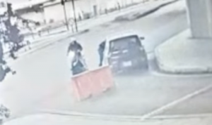 بالفيديو: سطو مسلّح في الحازمية!