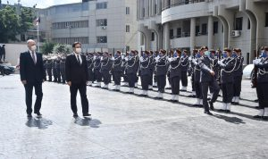 فهمي: دم شهداء ومصابي قوى الأمن ساهم في حماية لبنان