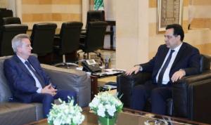لقاء دياب وسلامة يمهّد لعودة الحوار الحكومي – المصرفي