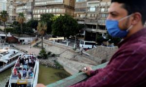 """مصر: 128 إصابة جديدة بـ""""كورونا"""" و9 حالات وفاة"""