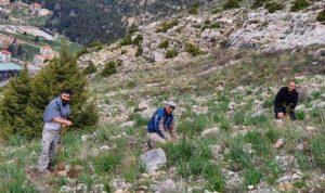 تأهيل ممرّات جبل سيدة الحصن ومار سركيس وباخوس في إهدن