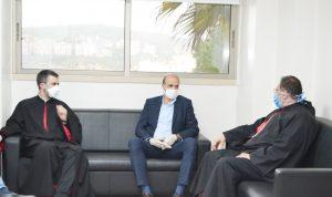 حسن: وزارة الصحة لكل لبنان