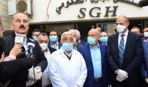 حسن من مستشفى سبلين: ما رأيناه عمل مسؤول وجبار