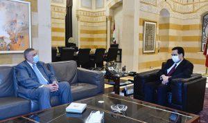 الخطة المالية بين دياب وكوبيتش