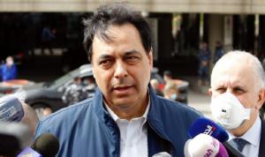 """""""خلافات"""" في صيدا تلغي زيارة دياب المستشفى التركي"""