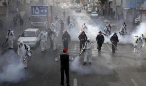 تسجيل 65 وفاة جديدة بكورونا في إيران