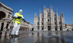 إيطاليا تسجّل 236 وفاة جديدة بكورونا