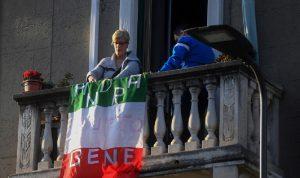 إيطاليا تسجل 22409 إصابة و332 وفاة جديدة بكورونا