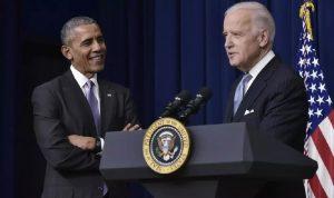"""أوباما: بايدن يكمل """"المهمة"""" التي بدأتها"""