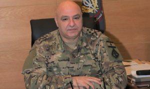 قائد الجيش استعرض الجهود المستمرة لإزالة آثار الانفجار