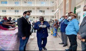 القنصلية اللبنانية أكدت تضامنها مع الكونغو خلال أزمة كورونا
