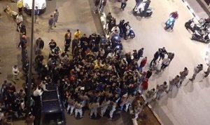 بالفيديو: الجيش يفضّ مسيرة حاشدة في طرابلس