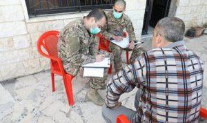 الجيش وزّع نحو 300 حصة غذائية للعائلات في مناطق الشمال (صور)
