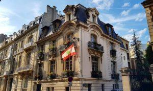 السفارة في باريس تنشئ آلية لمساعدة الطلاب