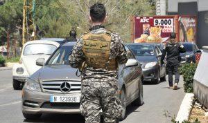 دوريات وحواجز لأمن الدولة في قرى مرجعيون