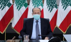 عون تابع انطلاق عملية إعادة اللبنانيين