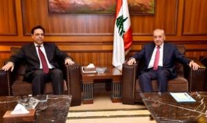 أجواء اجتماع بري- دياب الجمعة…