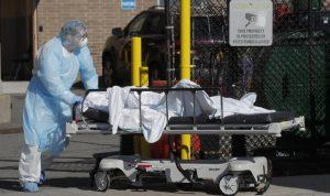 """نيويورك تسجل أعلى معدل للوفيات في يوم بسبب """"كورونا"""""""