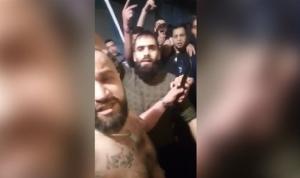 بالفيديو: تمرّد في سجن القبّة