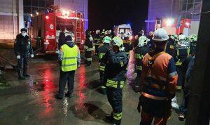 4 قتلى في حريق داخل دار للعجزة في موسكو