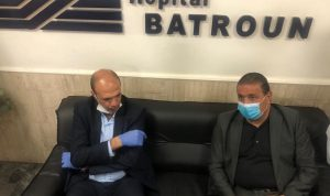 سعد: اتفقنا مع وزير الصحة على إعادة مستشفى البترون الى الوزارة