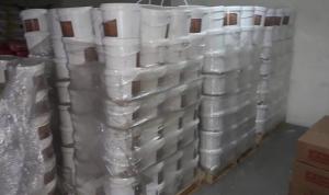 بالصور: ضبط مواد غذائية منتهية الصلاحية في الشويفات