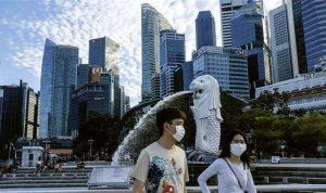 448 إصابة جديدة بكورونا في سنغافورة
