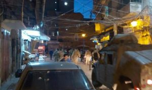 الجيش انتشر في أحياء طرابلس لمنع التجمعات