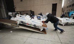 الولايات المتحدة: 1200 وفاة جراء كورونا خلال 24 ساعة
