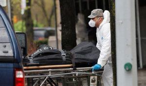 """المراكز الأميركية: 1031659 إصابة بـ""""كورونا"""" و60057 وفاة"""