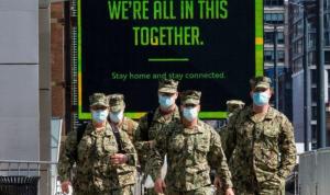 """المراكز الأميركية: أكثر من 64 ألف إصابة جديدة بـ""""كورونا"""""""