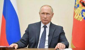 بوتين: النزاع الفلسطيني – الإسرائيلي يخص مصالحنا الأمنية