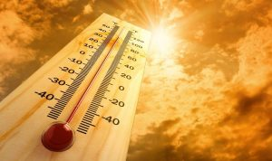 درجة الحرارة تبلغ ذروتها خلال أيار في مونتريال