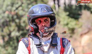 وفاة سائق الراليات زياد فغالي بعد صراع مع المرض