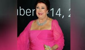 إصابة الممثلة رجاء الجداوي بكورونا