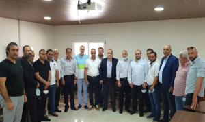 انتخاب روني الحاج رئيسا لاتحاد بلديات الجومة