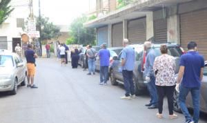 214 فحص PCR لمخالطي إصابات بلدة مزبود