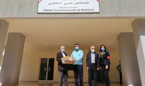 منظمة مالطا تتبرع بأجهزة تنفّس لمستشفيات حكومية (بالصور)
