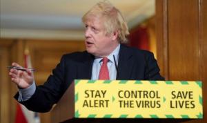 بريطانيا تخفف إجراءات العزل العام اعتبارًا من الاثنين