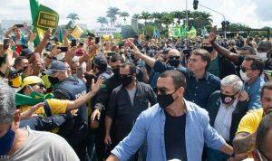 محصلة ضحايا كورونا في البرازيل تتخطى 30 ألف وفاة