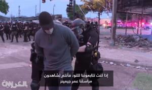 توقيف مراسل الـCNN خلال تغطية احتجاجات منيابوليس.. وحاكم الولاية يعتذر (فيديو)